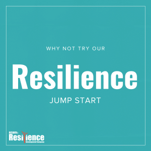 Resilience Jump Start - Online Resilience Training