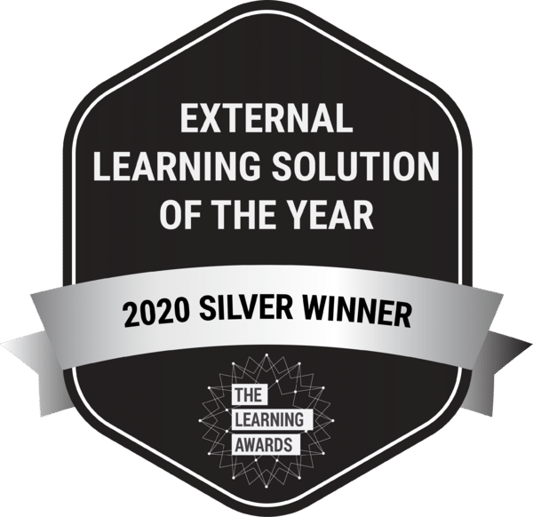 Learning Awards Winner