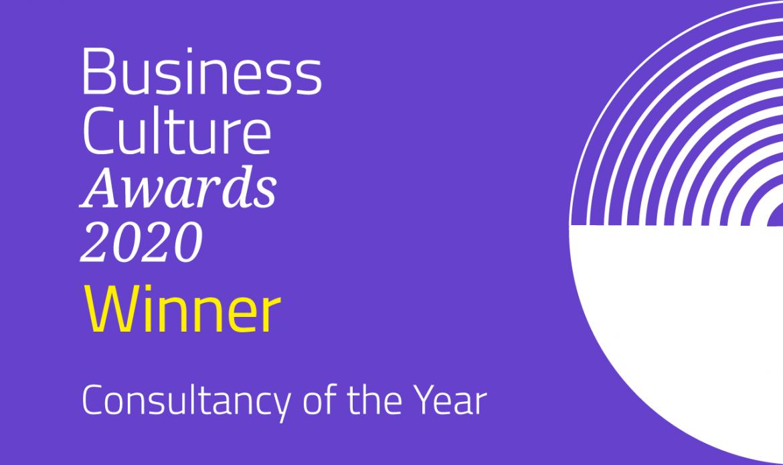 Business Culture Awards Winner